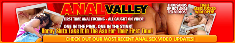 Anal Valley